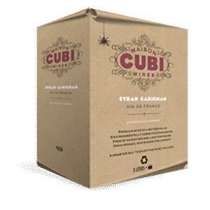 Wine Maison Cubi Syrah Carignon 2016 3L in a Box