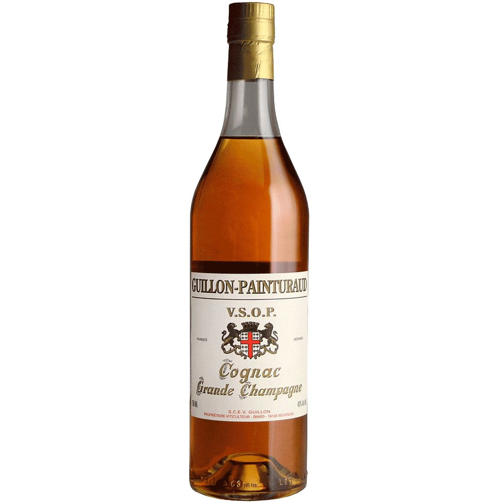 Spirits Guillon Painturaud Cognac VSOP Grand Champagne
