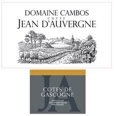 Wine Domaine Cambos Cotes de Gascogne Blanc 2014
