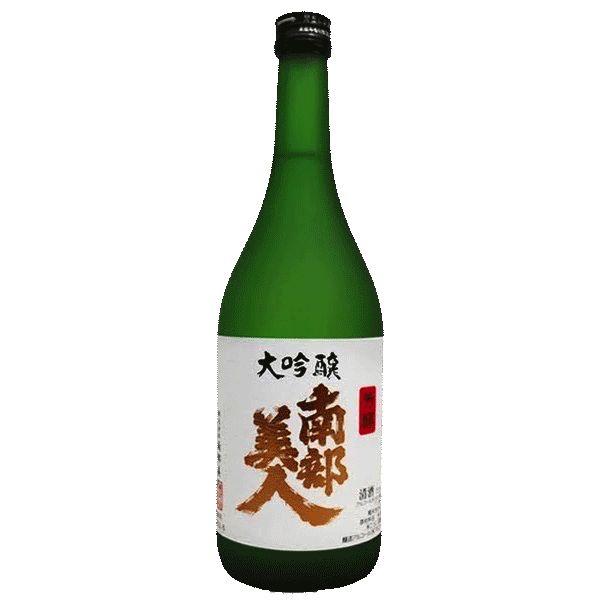 Sake Nanbu Bijin 'Southern Beauty' Daiginjo Sake 720ml