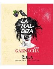 Wine La Mal-Dita Garnacha Rioja 2016