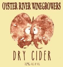 Wine Oyster River Dry Cider 2015