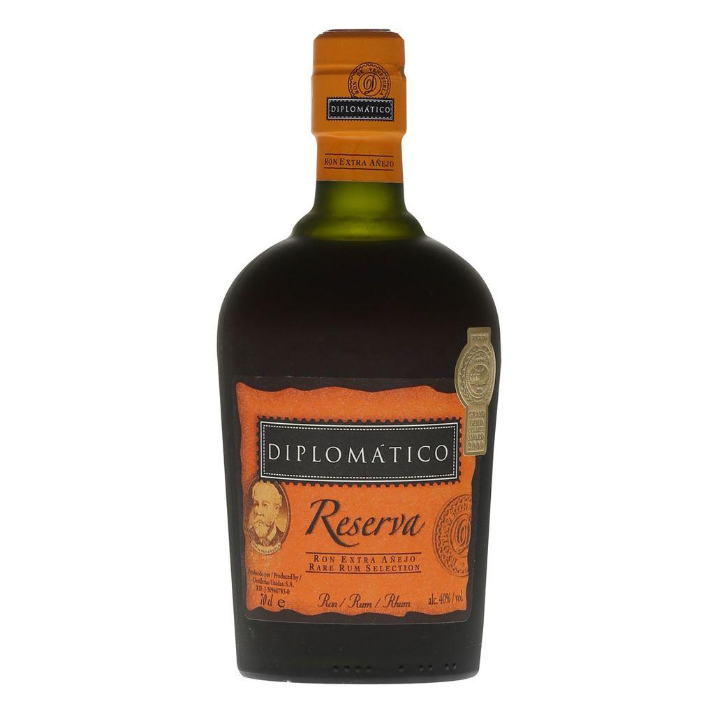 Spirits Diplomatico Reserva Rum Extra Anejo