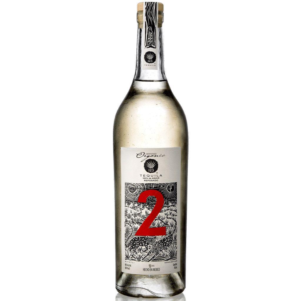 Spirits 123 Organic #2 Reposado Tequila