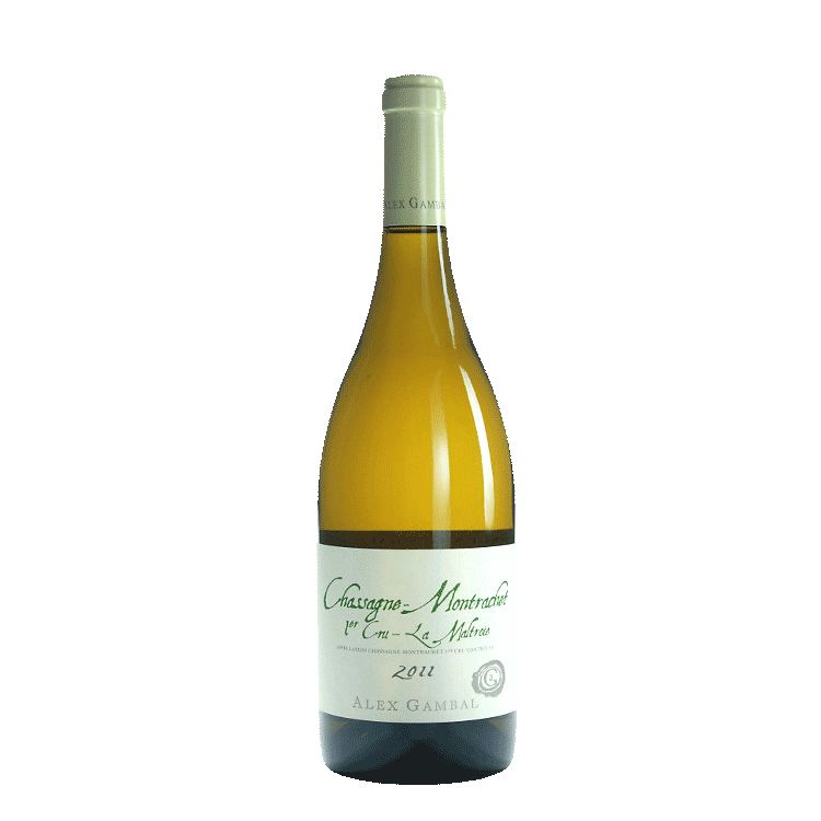 Wine Alex Gambal Chassagne Montrachet Premier Cru La Maltroie 2011