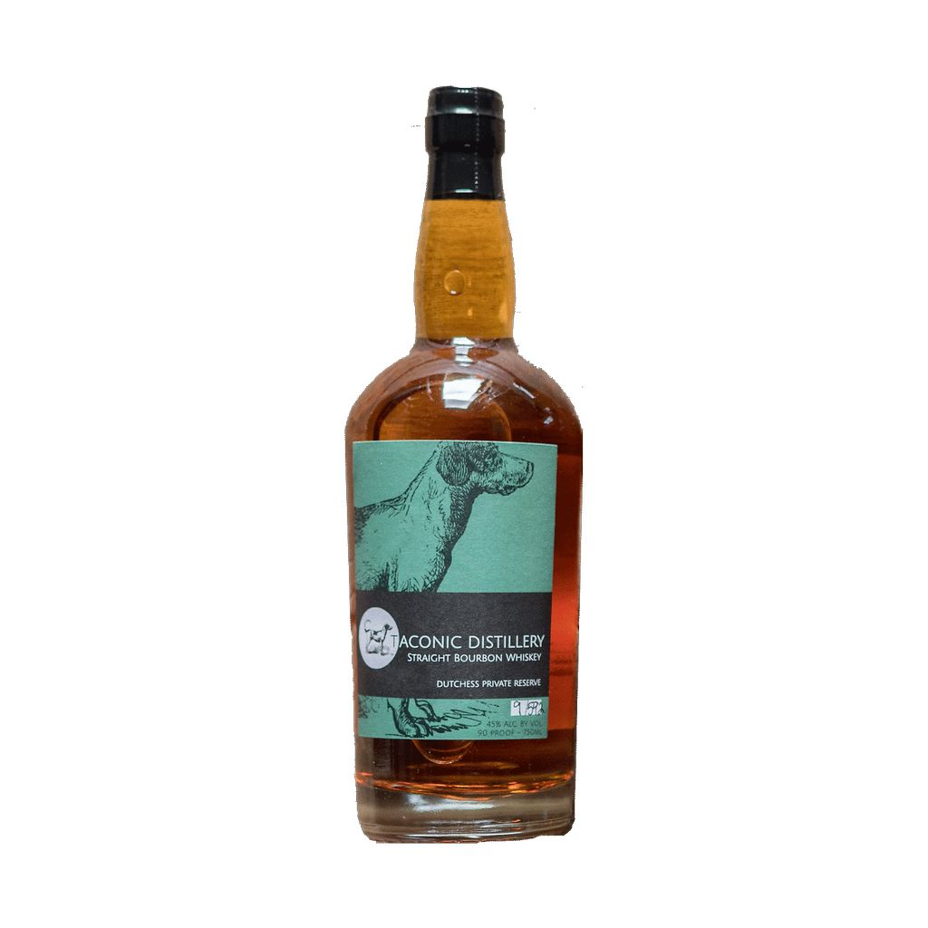 Spirits Taconic Distillery Straight Bourbon Whiskey Dutchess Private Reserve