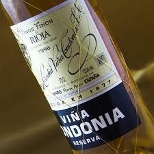 Wine Lopez de Heredia Rioja Viña Tondonia Reserva White 2003