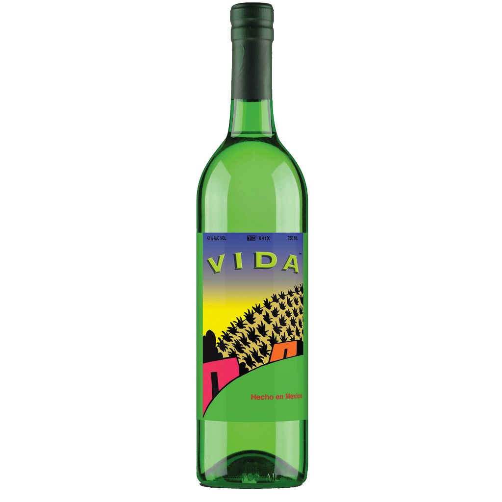 Spirits Del Maguey Single Village Mezcal Vida