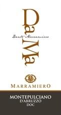 Wine Marramiero Montepulciano d'Abruzzo Dama 2014