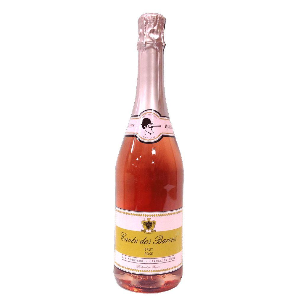 Sparkling Antonin Rodet Cuvée des Barons Brut Rosé Sparkling