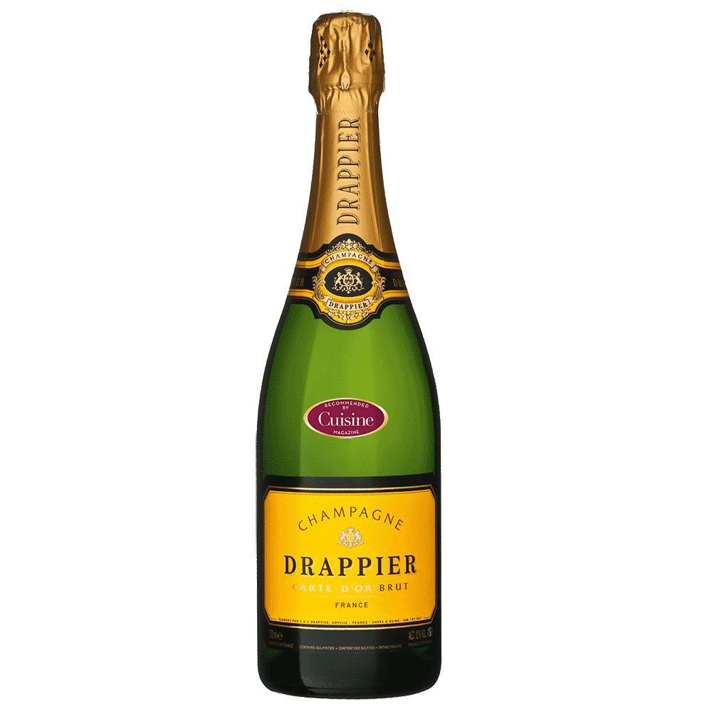 Sparkling Drappier' Carte d'Or Brut Champagne Kosher