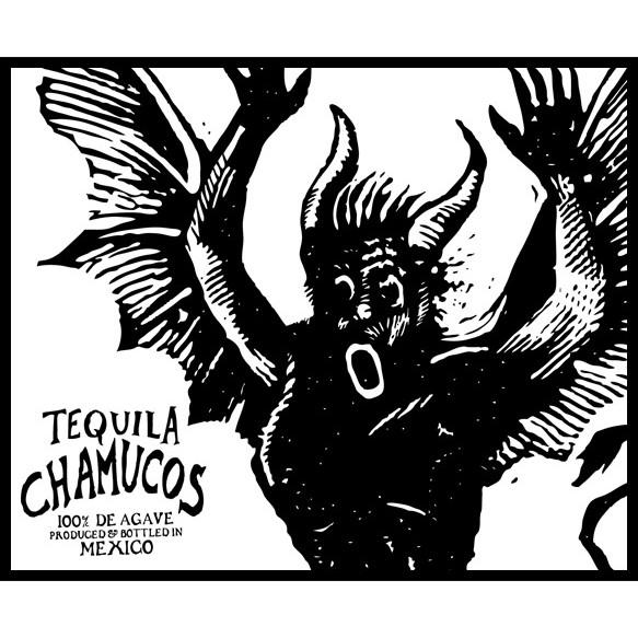 Spirits Chamucos Anejo Tequila