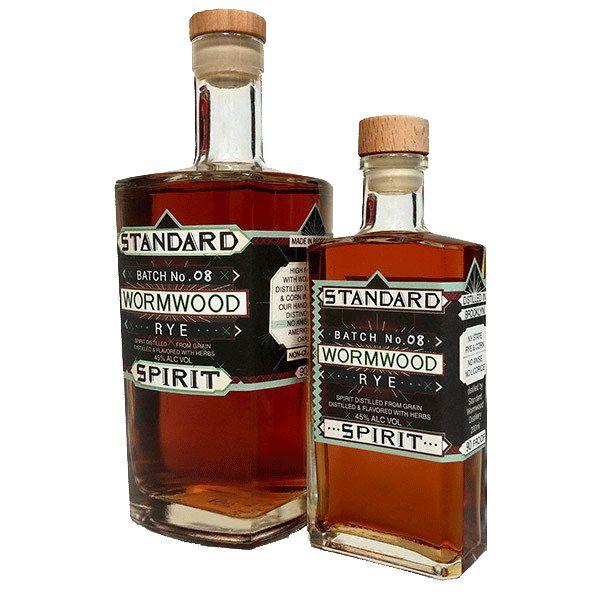 Spirits Standard Wormwood Rye 200ml
