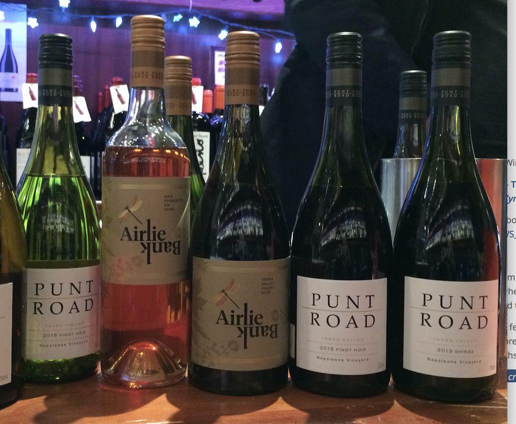 Wine Punt Road Airlie Bank Rosé Yarra Valley 2016