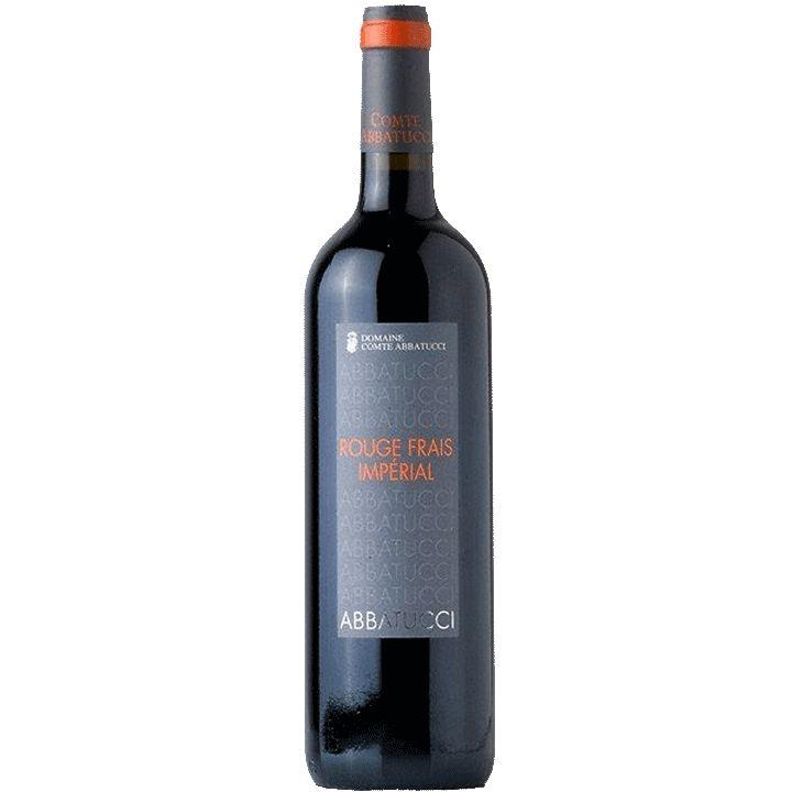 Wine Abbatucci Rouge Frais Imperial 2015