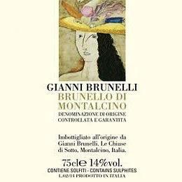Wine Gianni Brunelli Brunello di Montalcino 2012