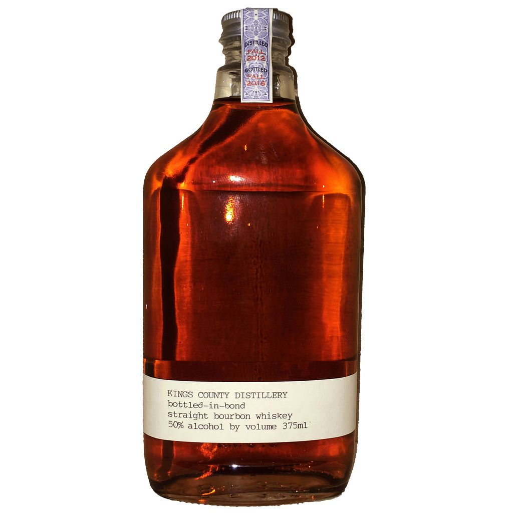 Spirits Kings County Distillery Bottled-In-Bond Straight Bourbon Whiskey 375ml