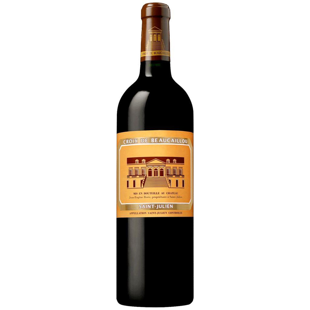 Wine La Croix de Beaucaillou 2008