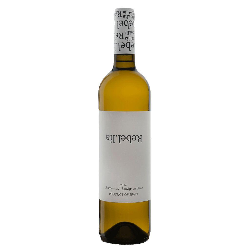 Wine Andres Valiente e Hijos Rebel.lia Utiel-Requena White 2015