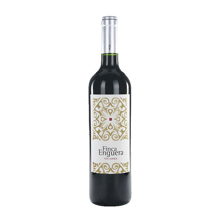 Wine Castillo de Enguera Crianza Valencia 2013
