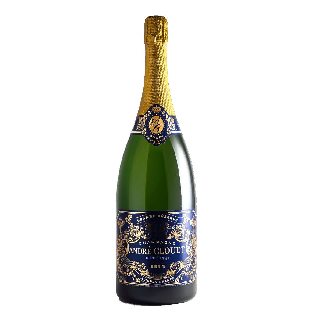 Sparkling Andre Clouet Grand Reserve Champagne NV 1.5L
