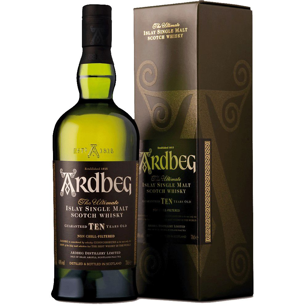 Spirits Ardbeg 10 Year Islay Scotch