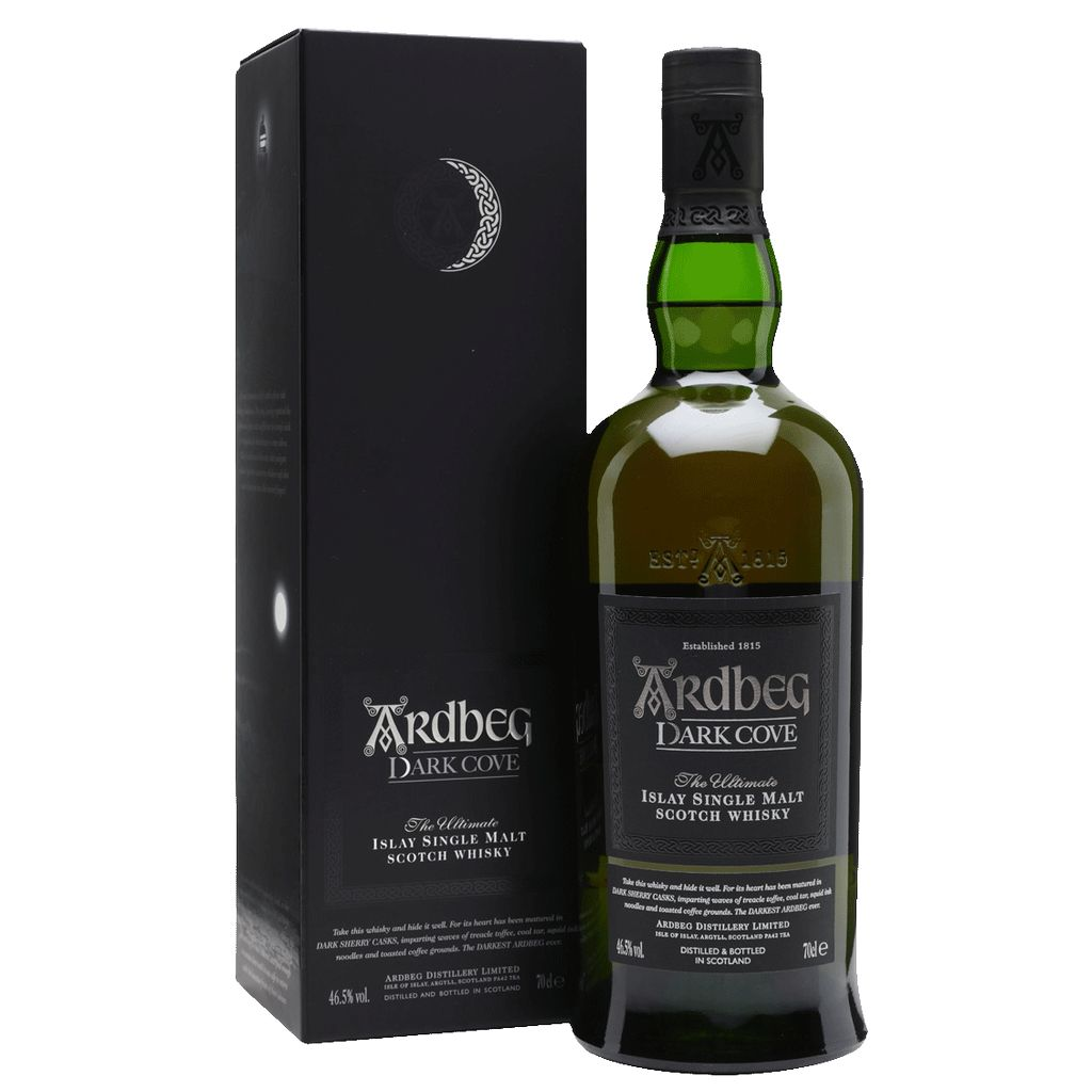 Spirits Ardbeg Dark Cove Single Malt Scotch Whisky