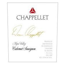Wine Chappellet Cabert Sauvignon Napa Valley 2014