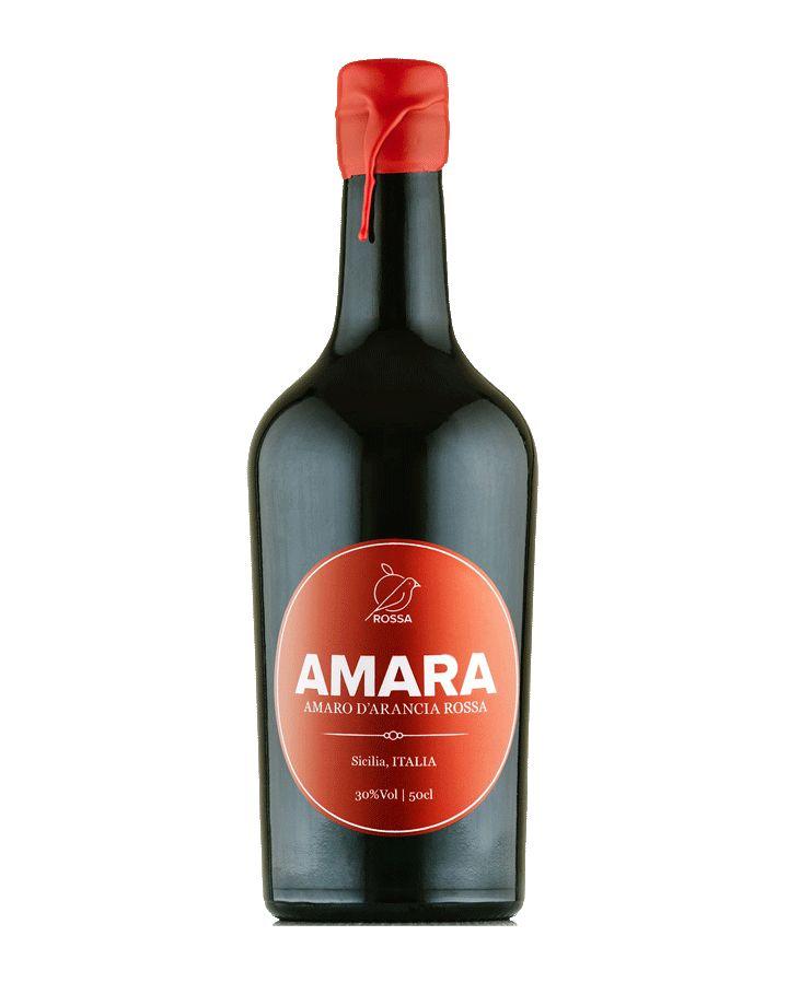 Spirits Amara Amaro D'arancia Rossa