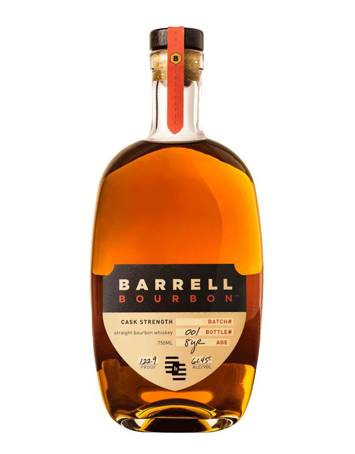 Spirits Barrell Bourbon Batch #008 Cask Strength