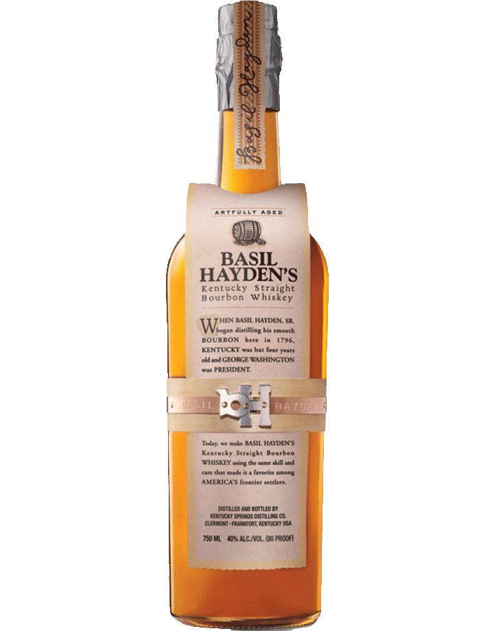 Spirits Basil Haydens 8 Year Old Bourbon