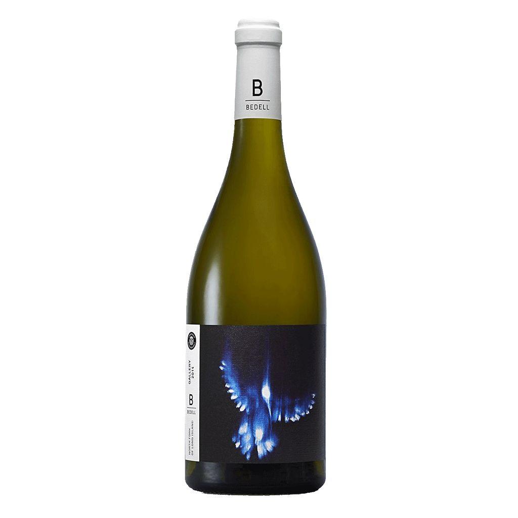 Wine Bedell 'Ross Bleckner Gallery' White 2012