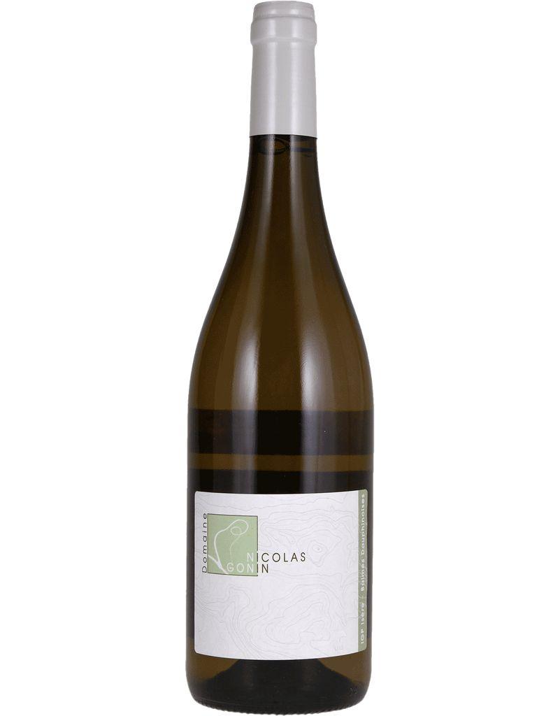 Wine Nicolas Gonin Vin de Pays des Balmes Dauphinoises Blanc Classique 2014