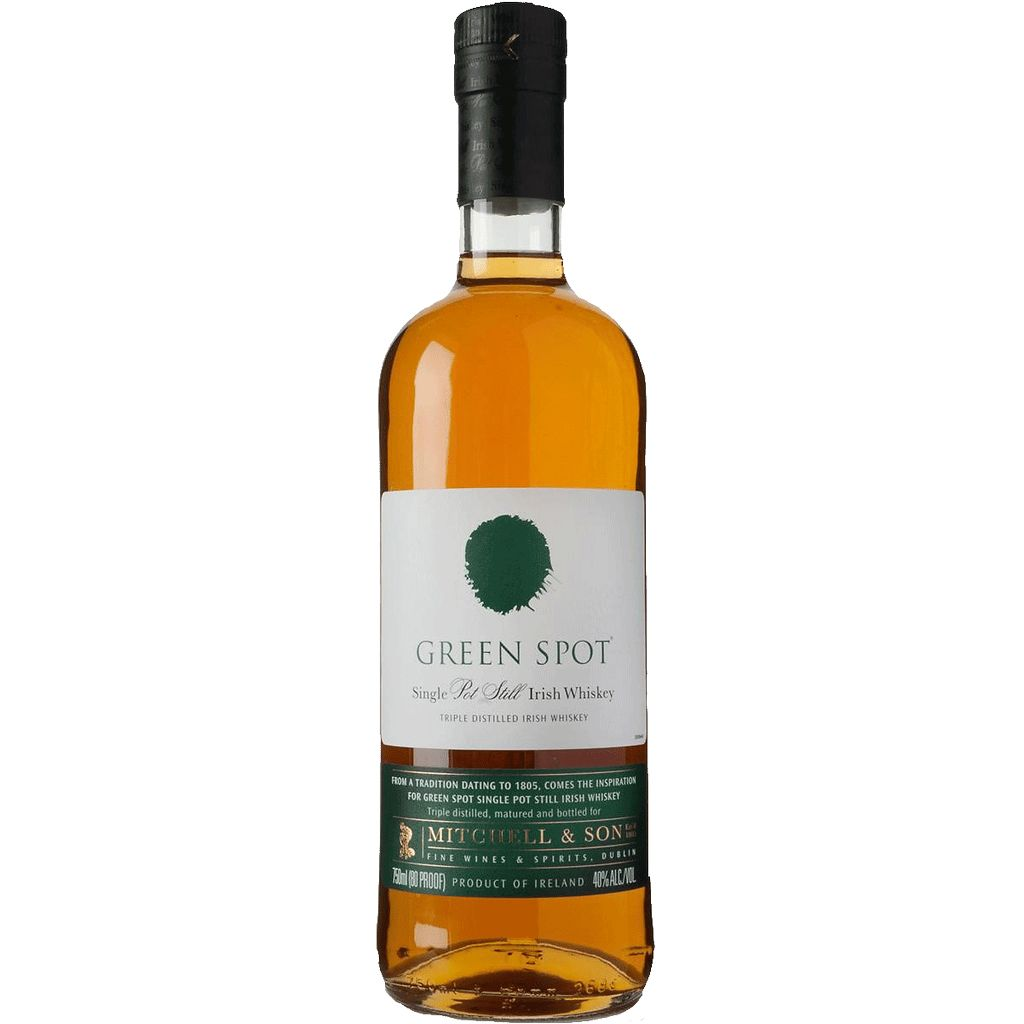 Spirits Green Spot Irish Whiskey