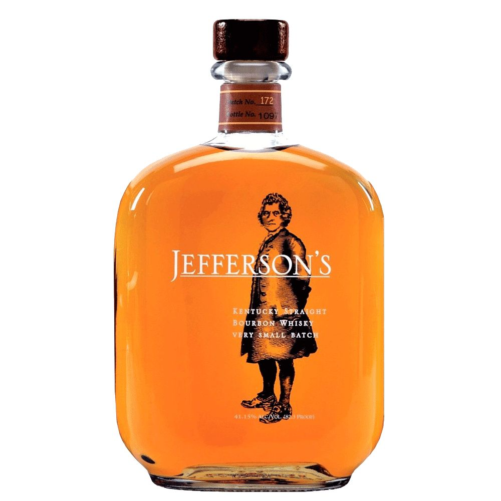 Spirits Jefferson's Very Small Batch Bourbon 82.3