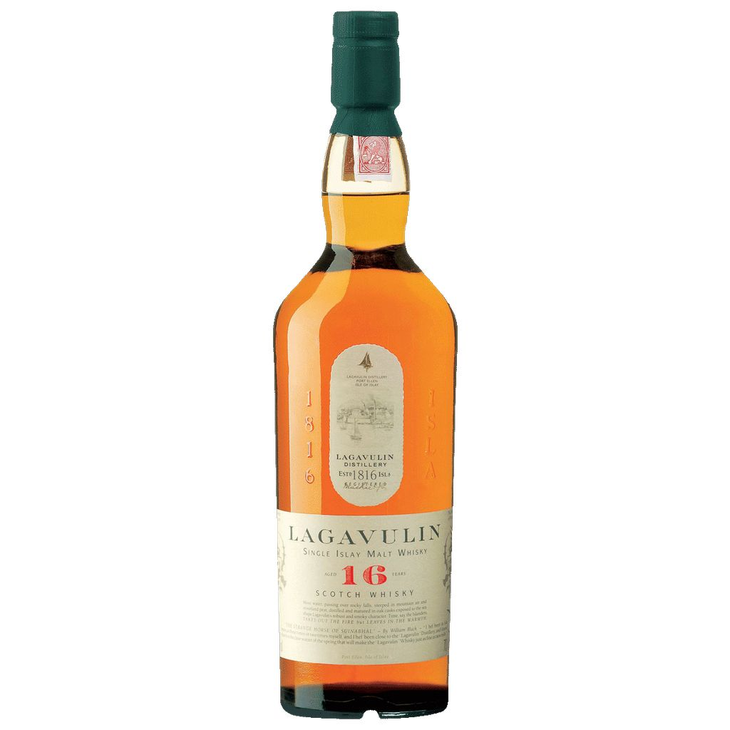 Spirits Lagavulin 16 Year Islay Scotch