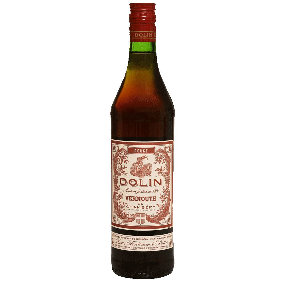 Spirits Dolin Rouge Vermouth De Chambéry 375ml
