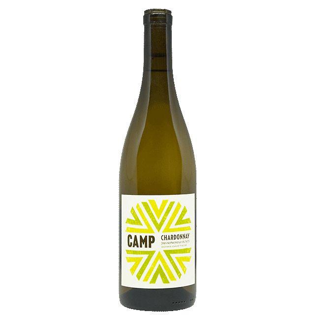 Wine Hobo Wine Co Camp Sonoma County Chardonnay 2015