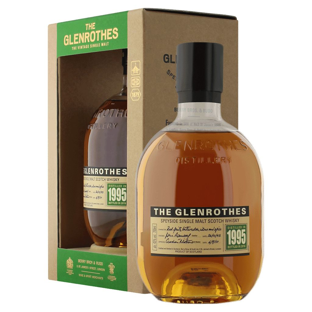 Spirits Glenrothes 1995 Scotch