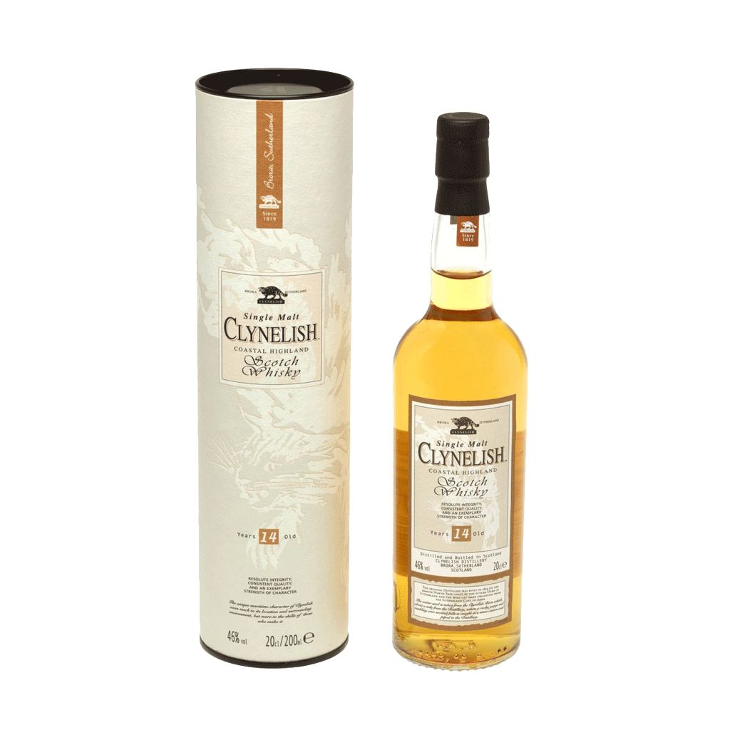 Spirits Clynelish Scotch Single Malt 14 Year