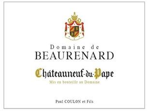 Wine Domaine de Beaurenard Chateauneuf du Pape Blanc 2015