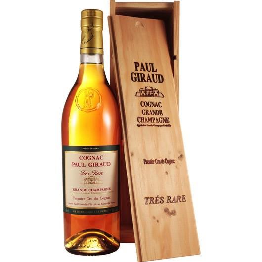 Spirits Paul Giraud Cognac Grande Champagne Tres Rare