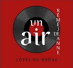Wine Domaine la Remejeanne Cotes du Rhone un Air de Remejeanne 2015