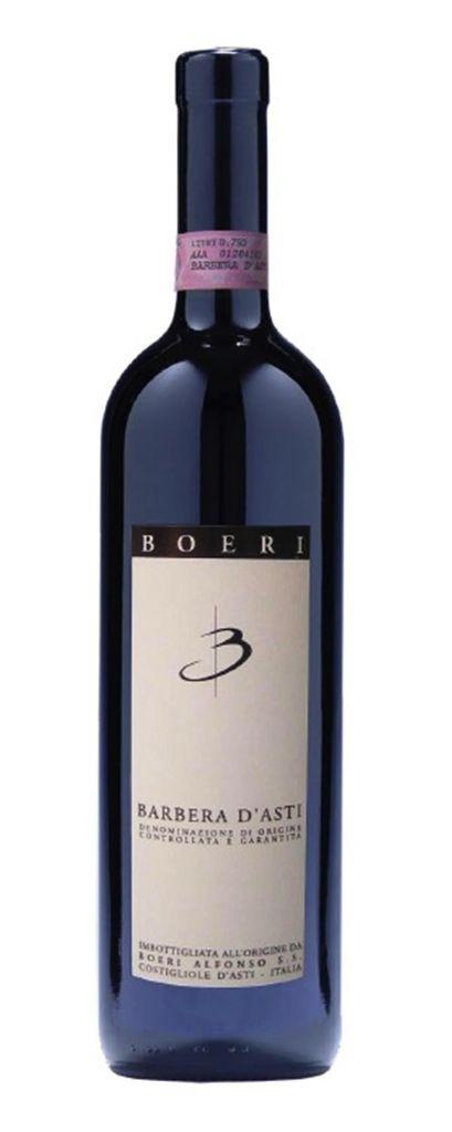 Wine Boeri Barbera d'Asti DOCG 2013