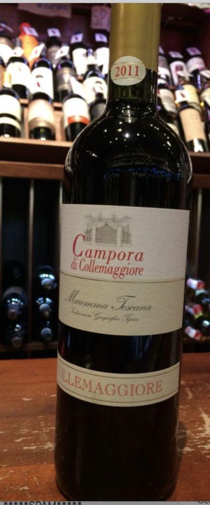 Wine Tenuta Vicchiomaggio Campora di Collemaggiore Maremma Toscana 2011