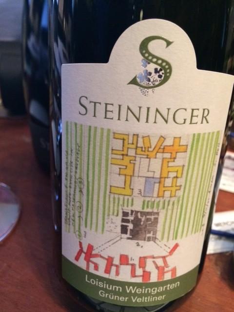 Wine Steininger Gruner Veltliner Loisium Reserve 2015