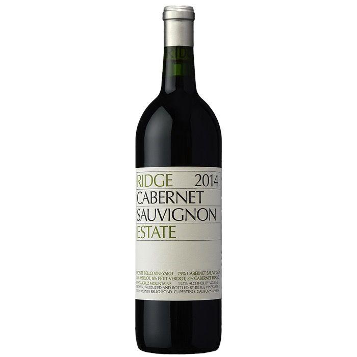 Wine Ridge Estate Cabernet Sauvignon 2014