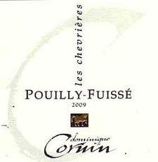 Wine Dominique Cornin Pouilly Fuisse Les Chevrieres 2014