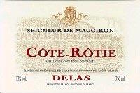 Wine Delas Cote Rotie Seigneur de Maugiron 2009 1.5L
