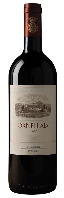 Wine Tenuta Dell'Ornellaia l'Essenza 2014